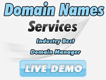 Discounted domain name registration service providers